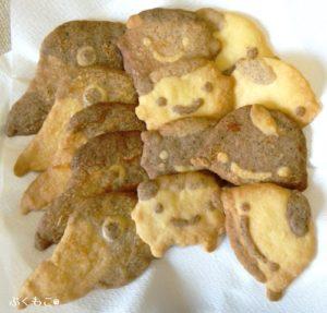 クッキー完成