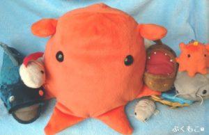 深海魚ぬいぐるみ